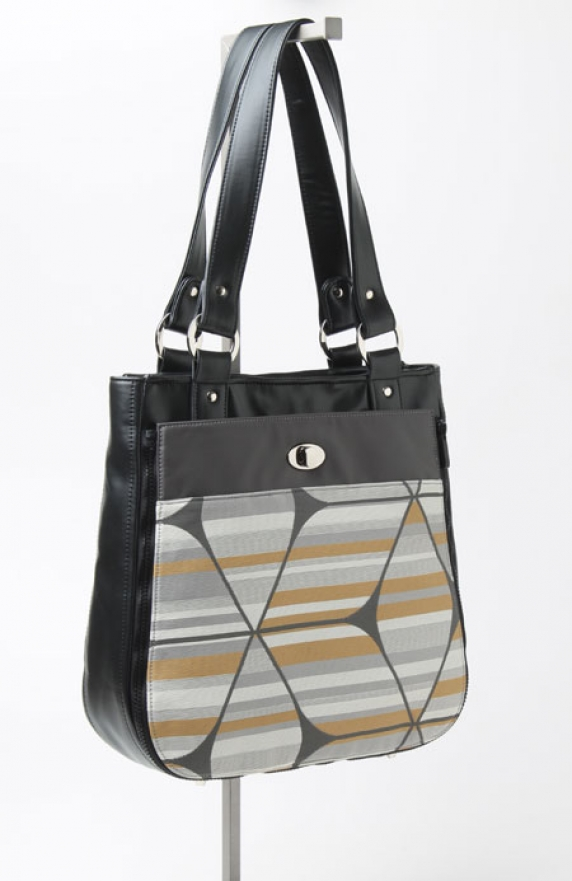 Tote with Sail Pocket