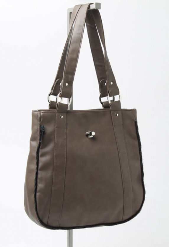 Tote without pocket