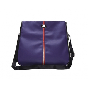 Cross-Body in Purple Squash