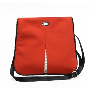 Crossbody in Dive-Coral