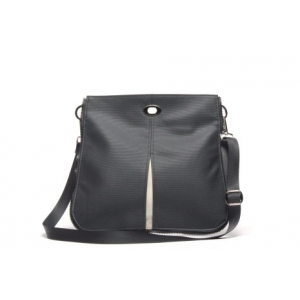 Cross-Body in Mod Noir